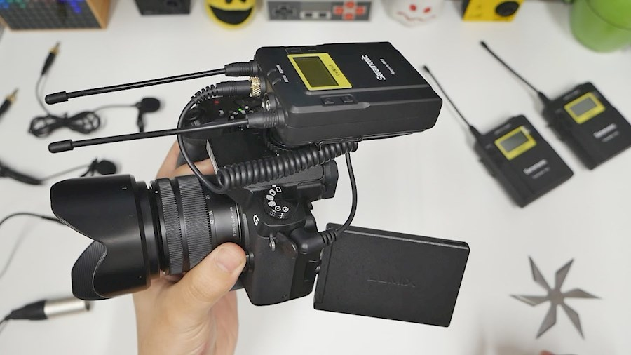 Rent Saramonic Dual wireles... from FACEMAGIC PRODUCTIONS