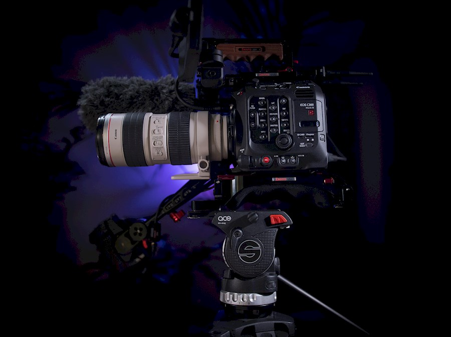 Rent a Canon C300 mark III | Volledige rig in Den Haag from TJIBBE PRODUCTIONS
