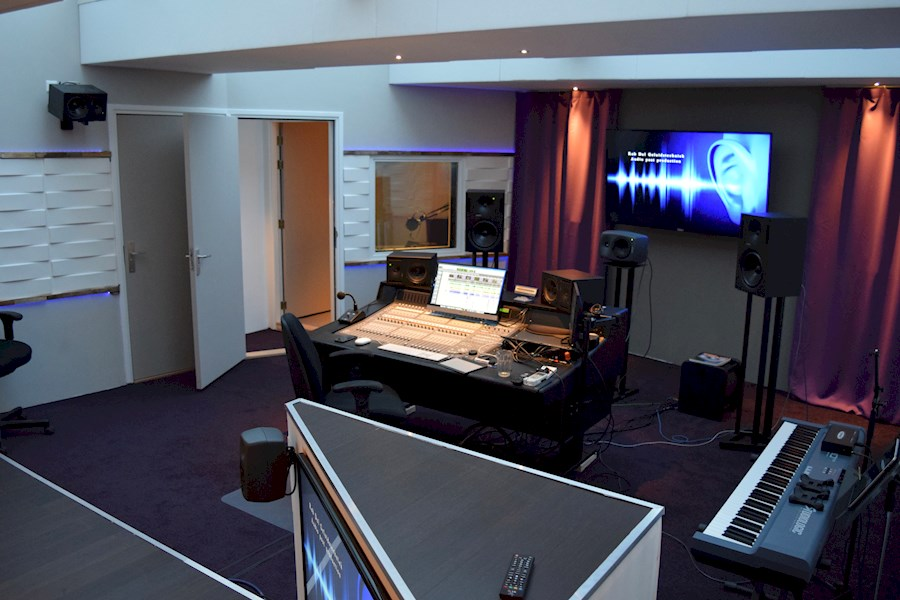 Rent a Geluids studio in Amsterdam from Rob