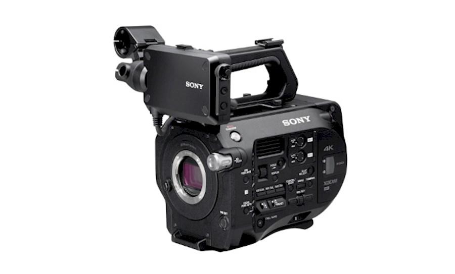 Rent Sony PXW-FS7 4K XDCAM ... from Mitchell