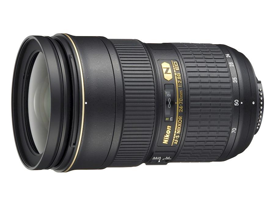 Rent a Nikon 24-70mm f/2.8 G AF-s ED in Alkmaar from CAMERALAND B.V.