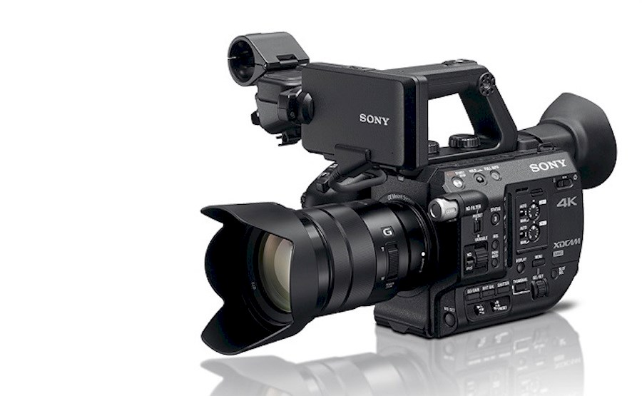 Rent a Sony FS5 camera set in Amersfoort from Kees