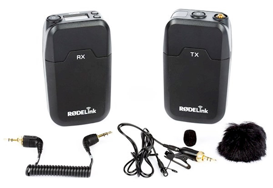 Rent RodeLink Filmmaker Kit from Robin