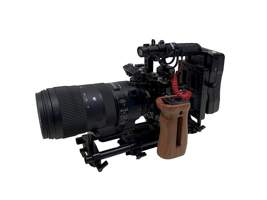 Rent a Sony A7III Compleet videorig in Zedelgem from Robin