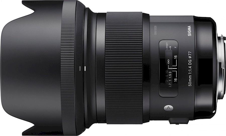 Huur Sigma 50mm f1.4 Art EF van TJIBBE PRODUCTIONS
