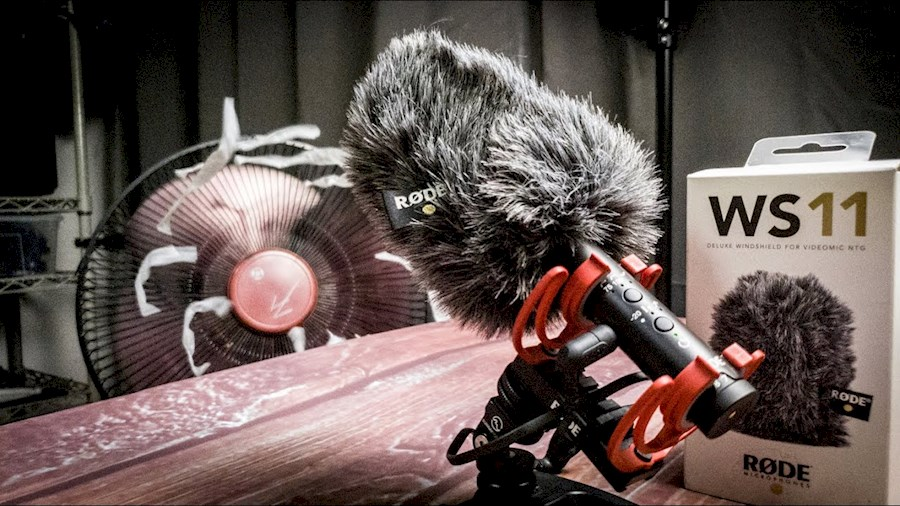 Rent Rode VideoMic NTG shot... from TJIBBE PRODUCTIONS