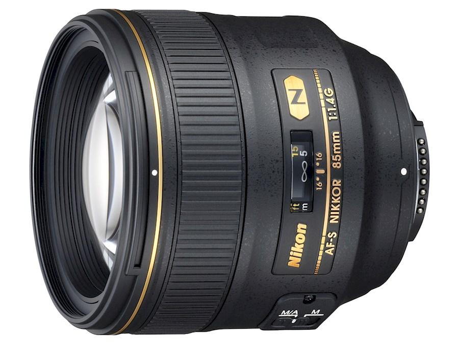 Huur Nikon AF-S 85mm f/1.4G van CAMERALAND B.V.