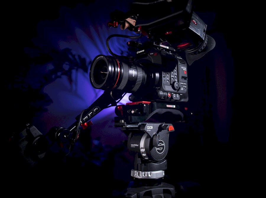 Rent a Canon C300 Mark III complete rig + lens set+tripod in Den Haag from TJIBBE PRODUCTIONS