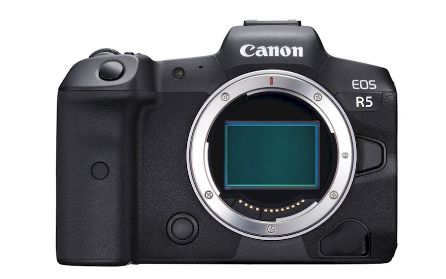 Rent a Canon EOS R5 body in Rotterdam from CANON NEDERLAND N.V.