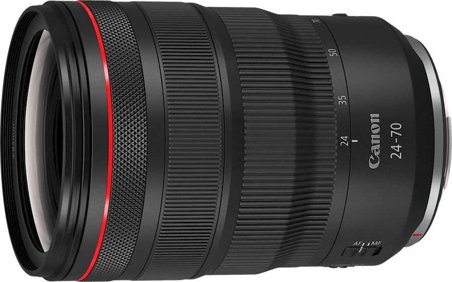 Rent Canon RF 24-70mm F2.8L... from CANON NEDERLAND N.V.
