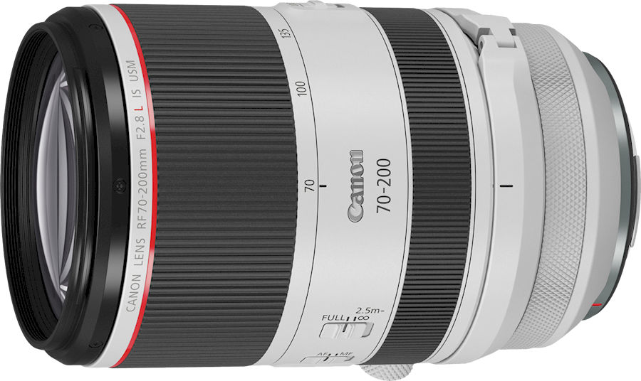 Rent a Canon RF 70-200mm F/2.8L IS USM in Rotterdam from CANON NEDERLAND N.V.