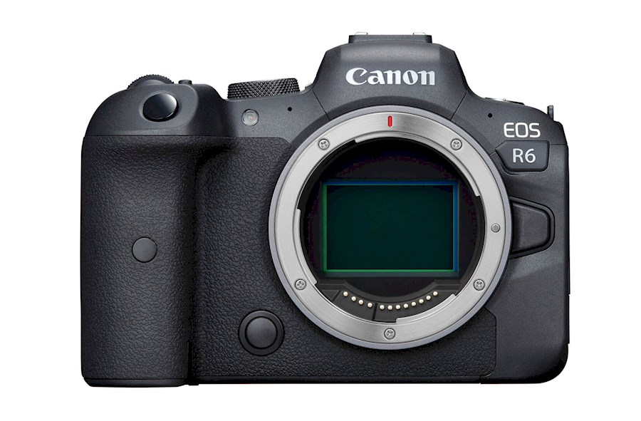 Rent a Canon EOS R6 body in Rotterdam from CANON NEDERLAND N.V.
