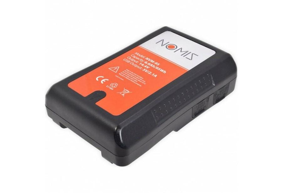 Louez V-mount batterij de Noud