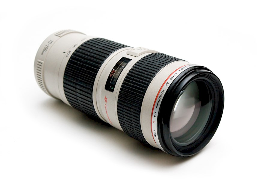 Rent Canon 70-200 F4 EF IS USM from Noud