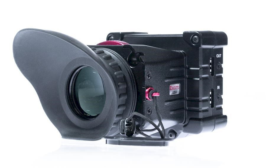 Rent a Zacuto EVF Pro in Amsterdam from Noud