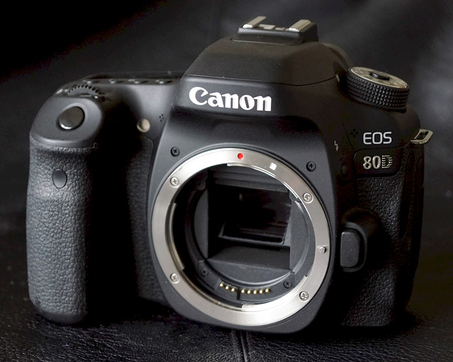 Rent a Canon EOS 80D in Ermelo from Bert Jan