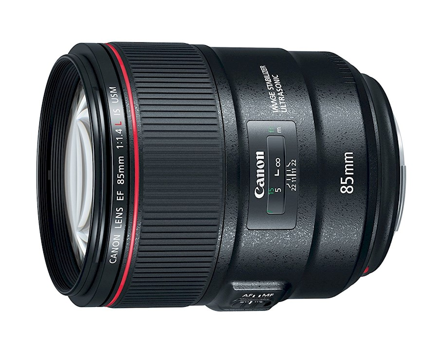 Rent CANON EF 85MM F/1.4L I... from Deveci