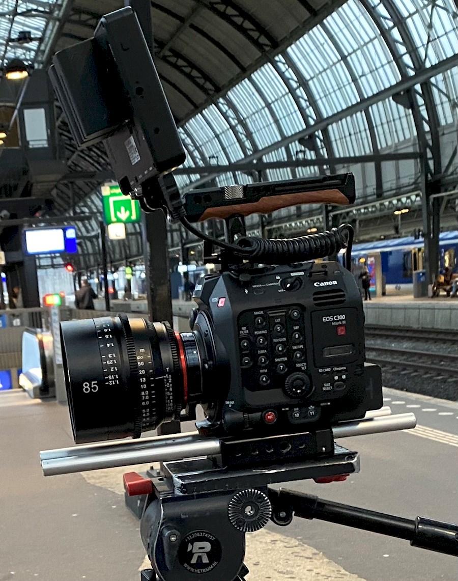 Rent Canon C300 MARK III 4K... from Ramin