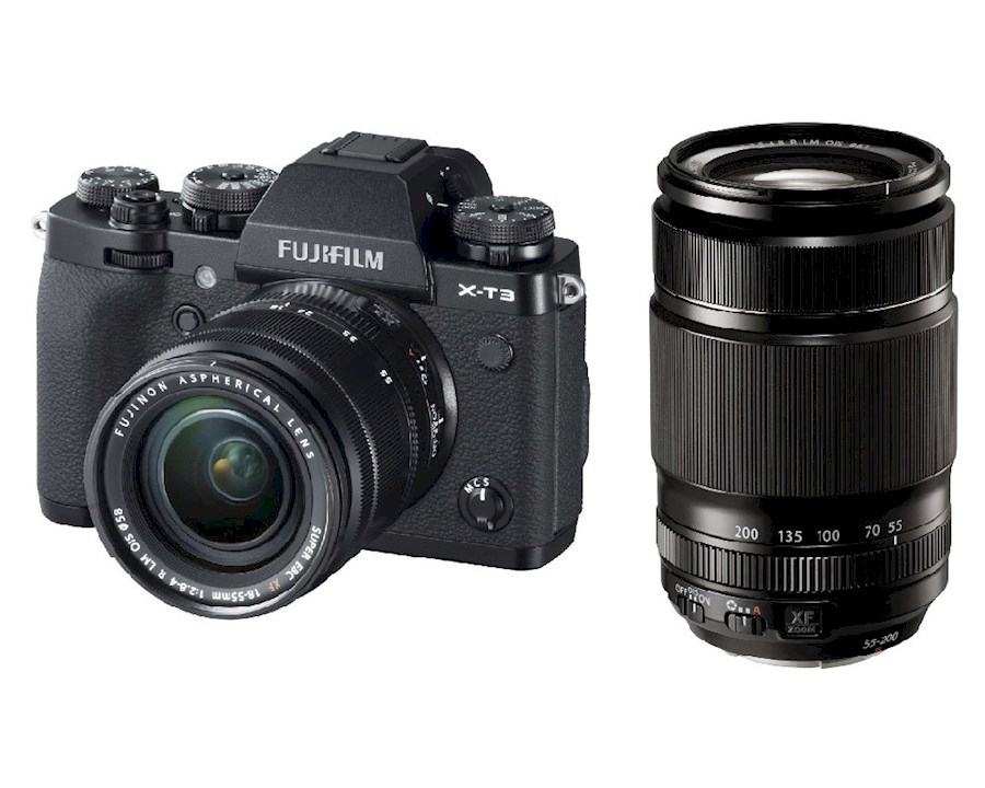 Rent Fujifilm X-T3 + XF 18-... from Isabeau