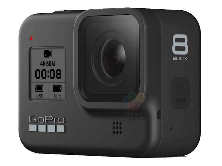 Rent GoPro Hero 8 from Zimmermann, Jochen