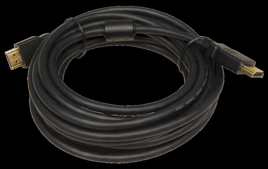 Huur HDMI kabel van 5,0m van VAN DER LELY FREELANCE DIENSTEN