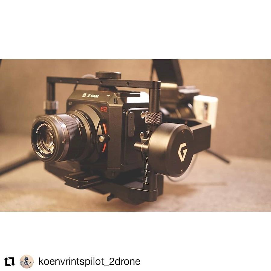 Rent a Zcam E2 4K 160 fps Cinecamera in Antwerpen from Koen