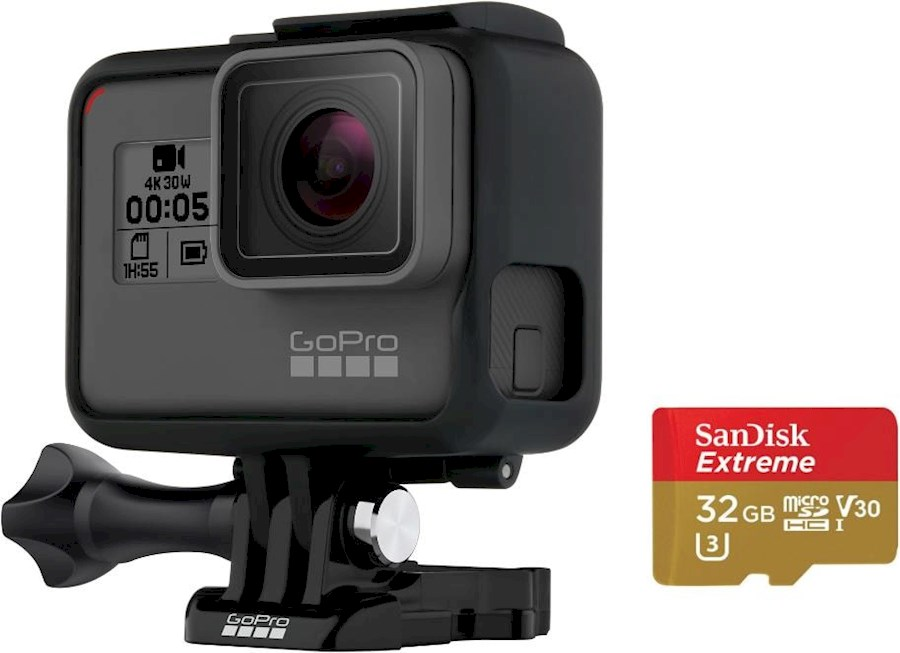Rent GoPro Hero 8 black inc... from VAN DER LELY FREELANCE DIENSTEN