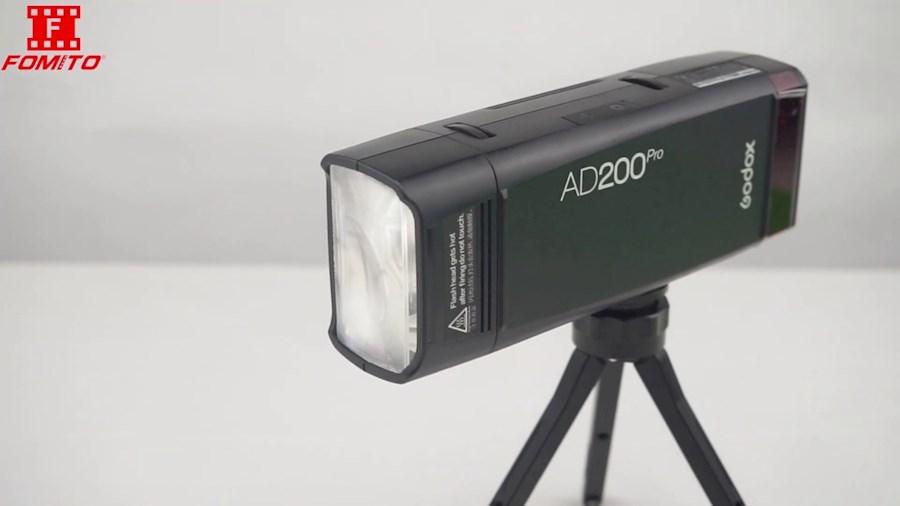 Rent Godox AD200 pro from Bavo