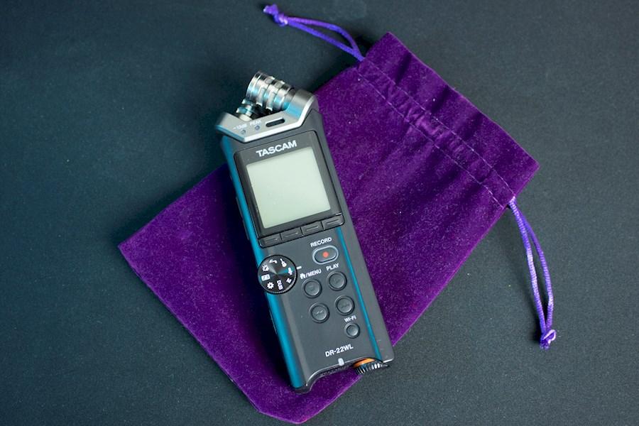 Huur Tascam DR-22WL - Micro... van David