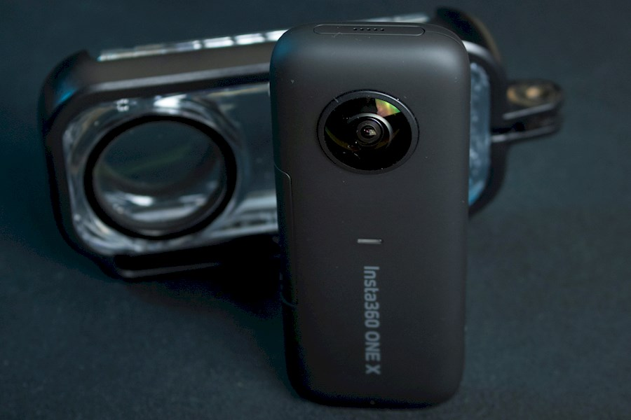 Rent Insta360 One X from David