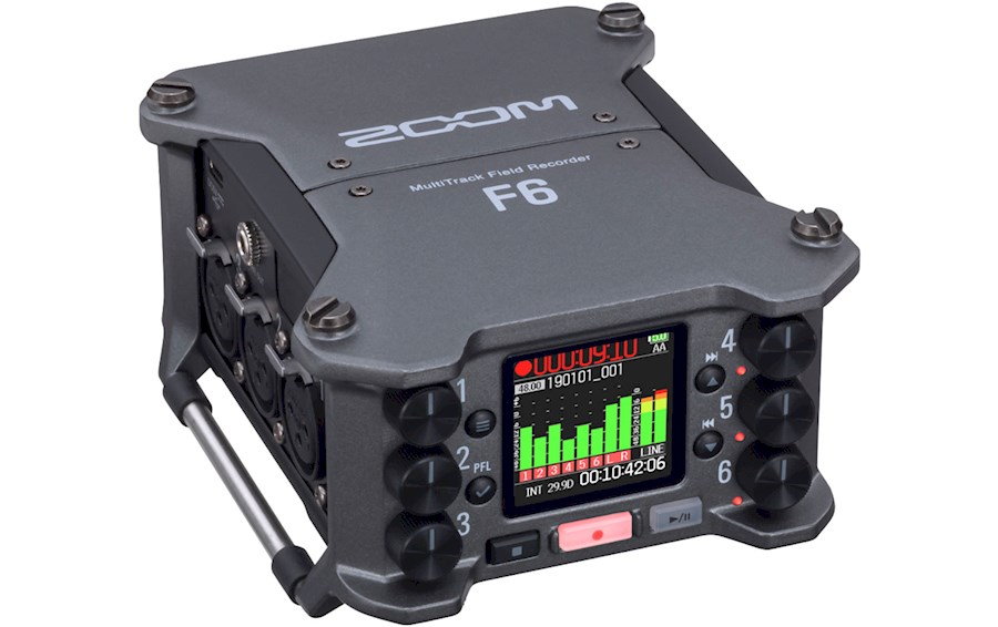 Louez Zoom F6 Multitrack 32-... de CORNFLIKS