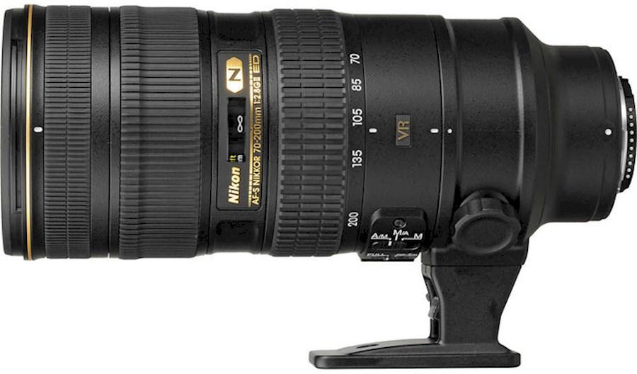 Rent Nikon Lens Nikkor 70-2... from Pieter