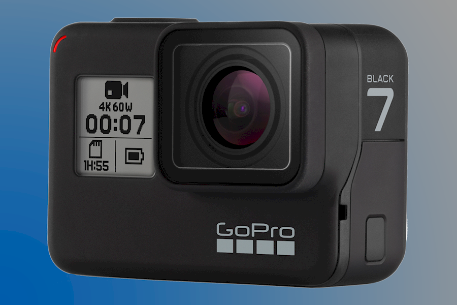 Rent gopro hero black 7 from Wils, Sophie
