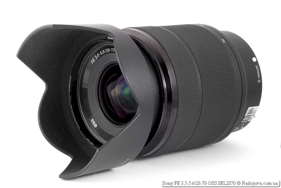Rent Sony FE 3.5-5.6/28-70 from Joeri