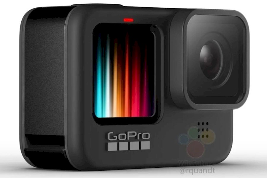 Rent a GOPRO HERO 9 BLACK + 64GB SD CARD in Enschede from Carl Luca