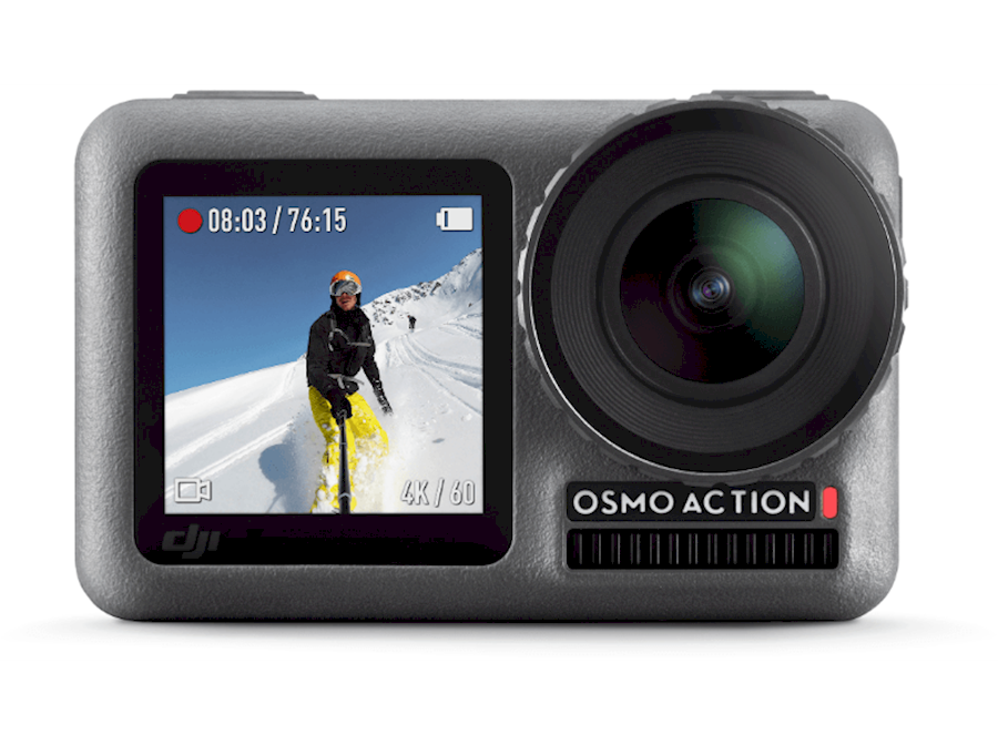 Rent DJI Osmo action from Frank