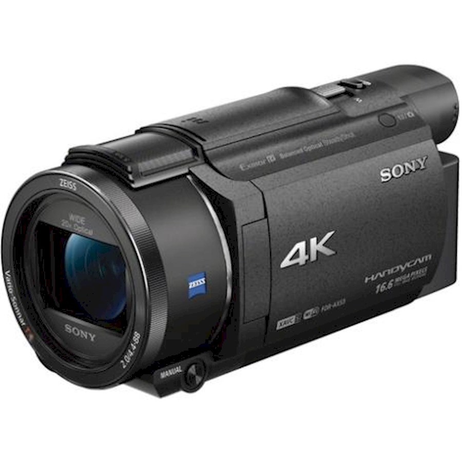 Rent Sony FDR AX 53 from Nils