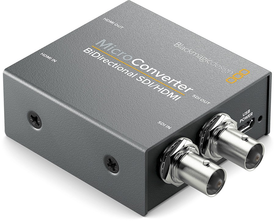 Huur blackmagic design micr... van Aron