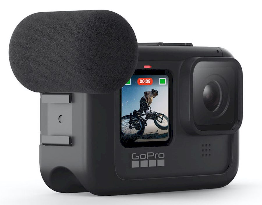 Rent GoPro HERO 9 BLACK + M... from HANZ-ON MEDIA