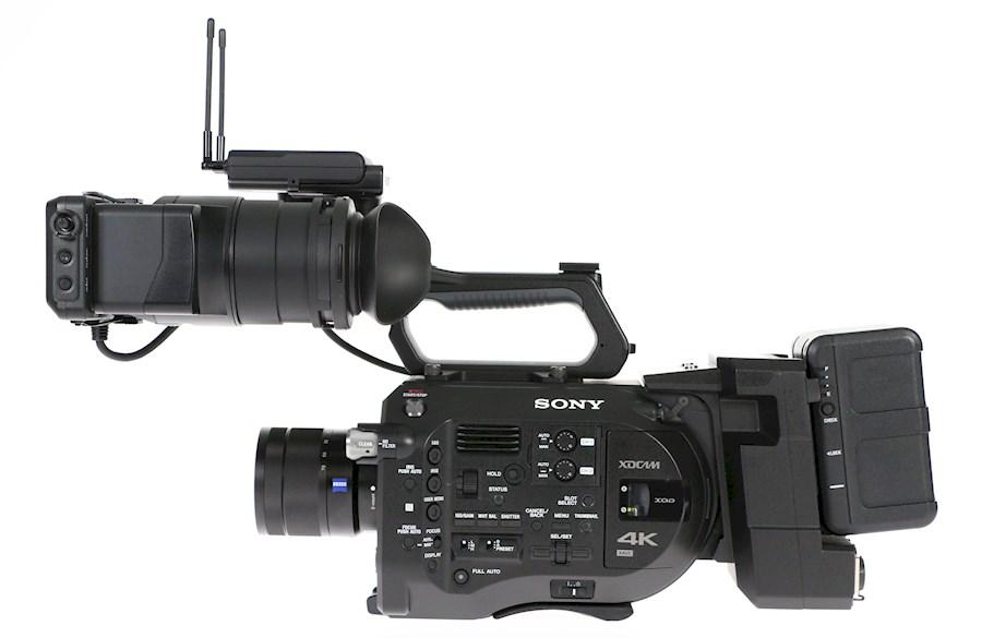 Rent Sony PXW-FS7 from Martijn