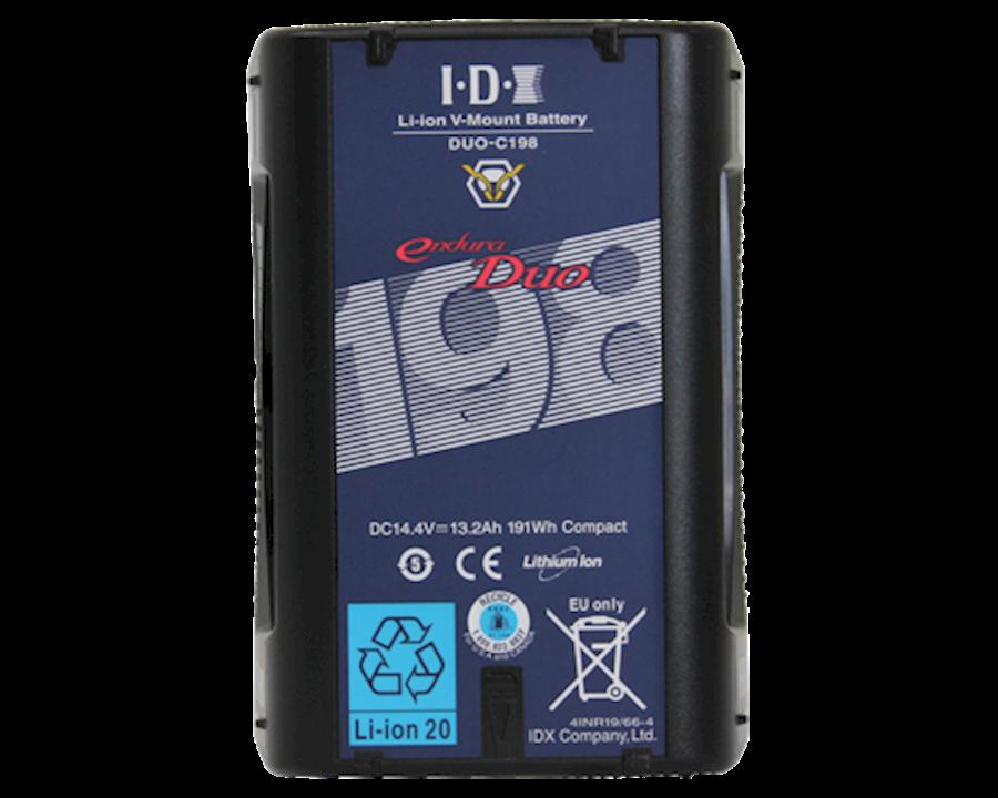 Louez IDX Vlock Accus 198/19... de TD PRODUCTIONS