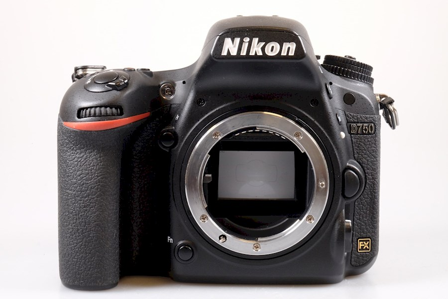 Rent a Nikon D750 body in Tilburg from FOTONGRAFIE