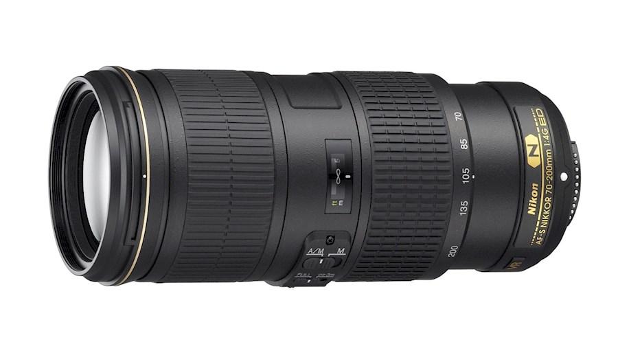 Rent Nikon AF-S Nikkor 70-2... from FOTONGRAFIE