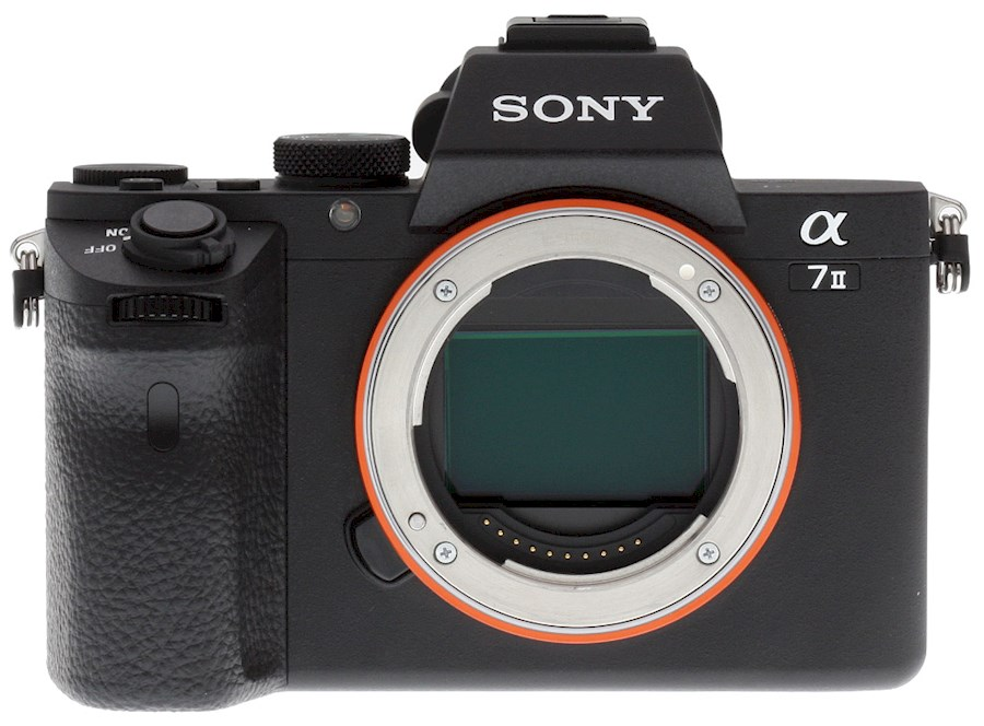 Huur Sony A7 ii [body] van Camiel