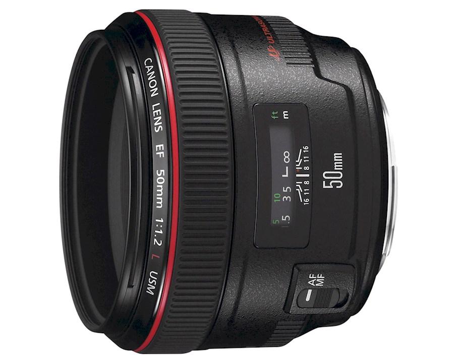 Huur een Canon L-Glass 50mm 1.2 in Ieper van Comm.V VDM Graphics