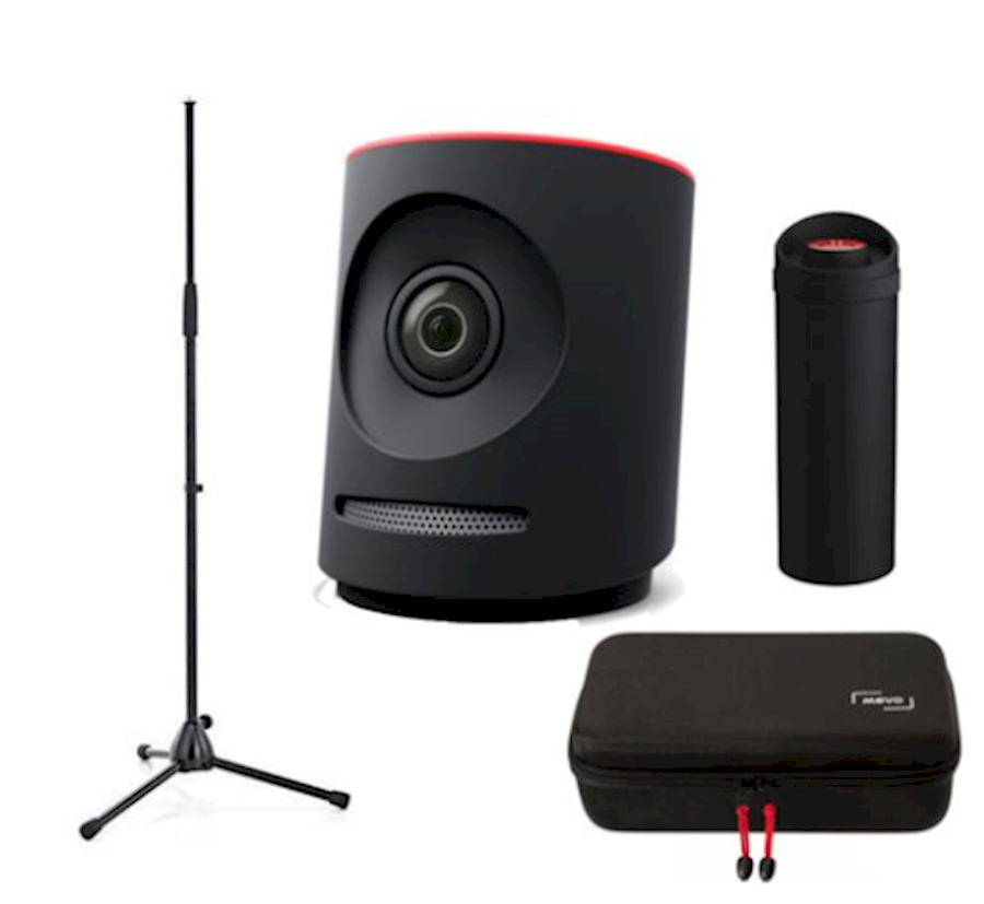 Rent a Mevo Plus livestream camera inclusief Boost, statief en XLR audio interface in Haarlem from Asing