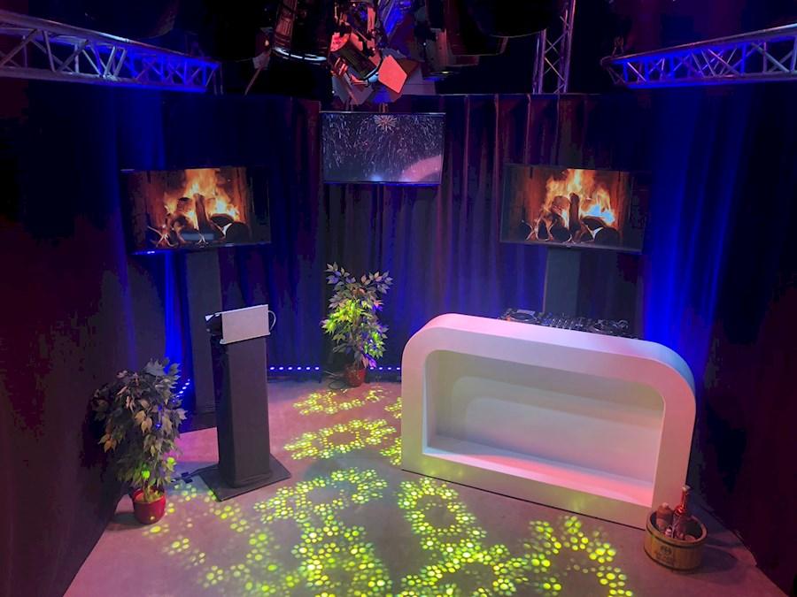 Rent a Livestream studio regio Tilburg in Goirle from V.O.F. JK PRODUCTIONS