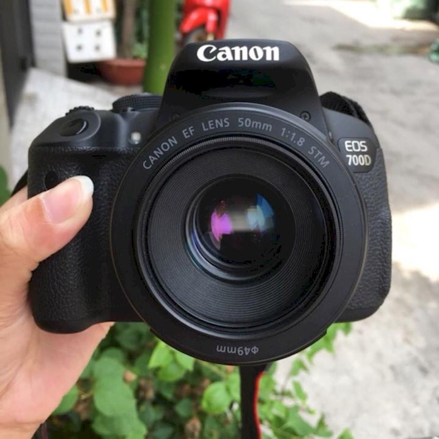 Louer un(e) Canon 700D + Canon 50mm 1.8 à Den Haag de Adina