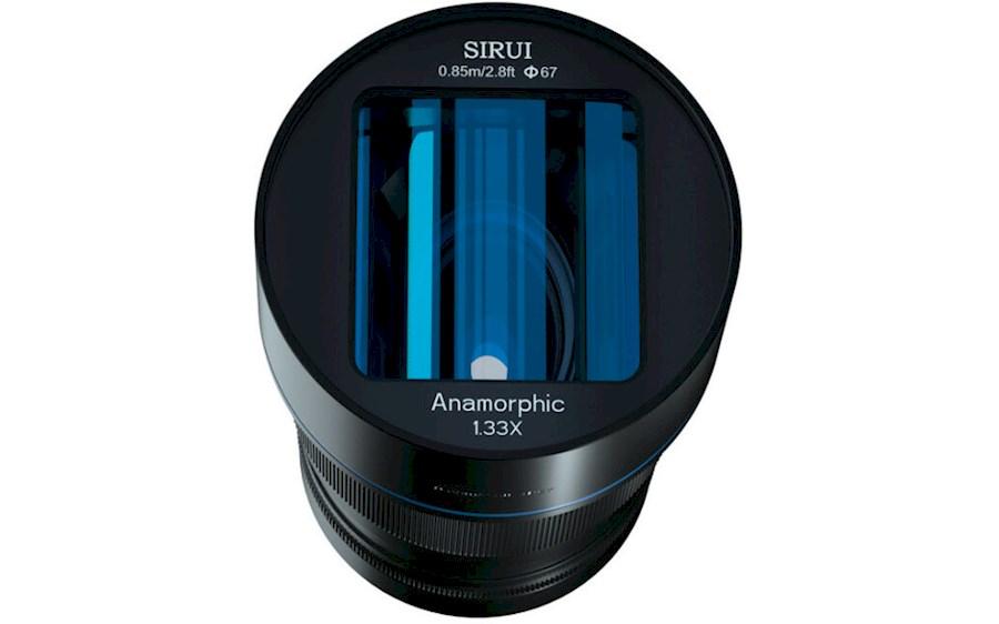 Huur een Sirui 50mm F1.8 1.33x Anamorphic Lens voor Sony E-mount in Leeuwarden van NOUTA VIDEO