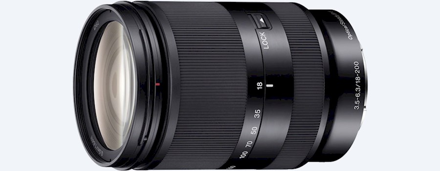 Rent Sony DT 18-200mm F3.5-6.3 from NOUTA VIDEO